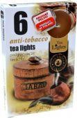 Čajová svíčka - Antitabak