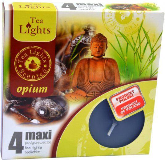 Maxi čajová svíčka - opium