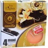 Maxi čajovka - vanilka