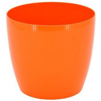 Obal plastový DUO090 - oranžová