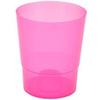 Plastový obal - růžový