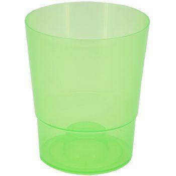 Plastový obal - zelený