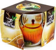 Svíčka ve skle - bílý čaj