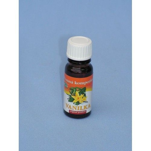 Vonný olej - Vanilka