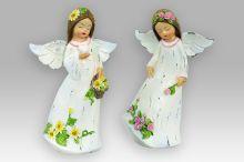 Dekorační anděl MIX