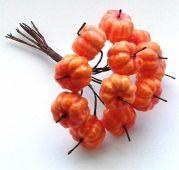 Dýně svazek - oranžová