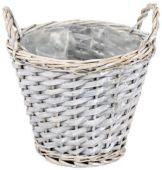 Košík - šedá