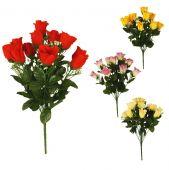 Růže x12 - MIX