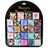 Magnet - tvar čtverec