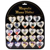 Magnet - tvar srdce