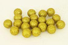 Kuličky S/20 - zlatá