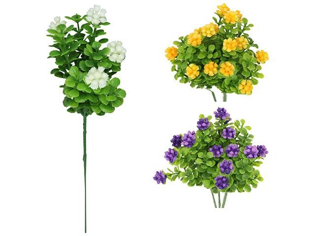 Minikuličky - umělá květina