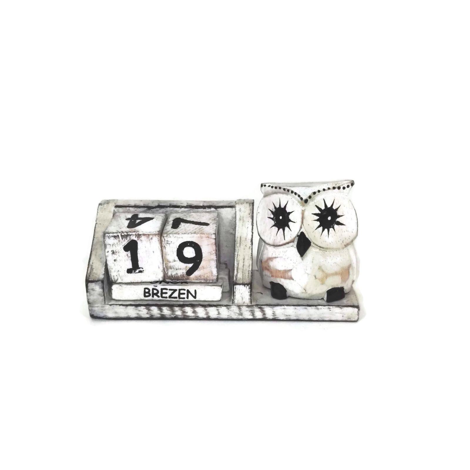 Sova kalendář