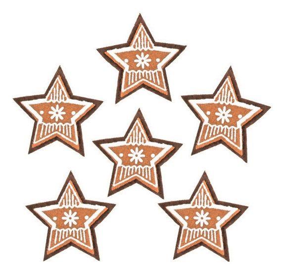 Hvězdy - vánoční dekorace