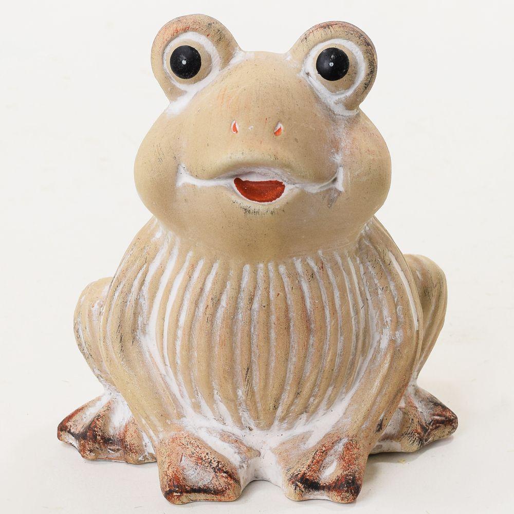 Žába keramická