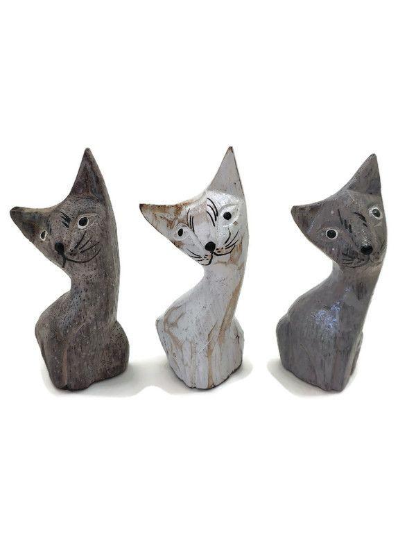 Kočka dřevo