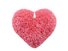 Srdce vonná - červená