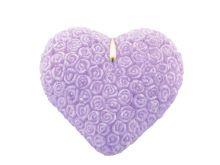 Srdce vonná - fialová