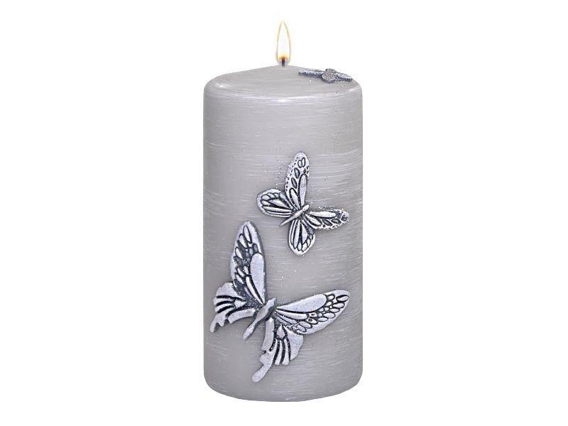 Válec - dekorativní svíčka