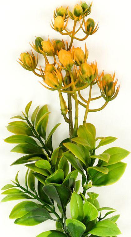 Bodlák - umělá květina