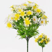 Narcis + kopretina - MIX