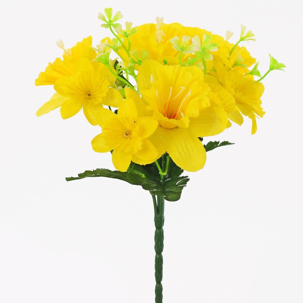 Narcis - umělá květina