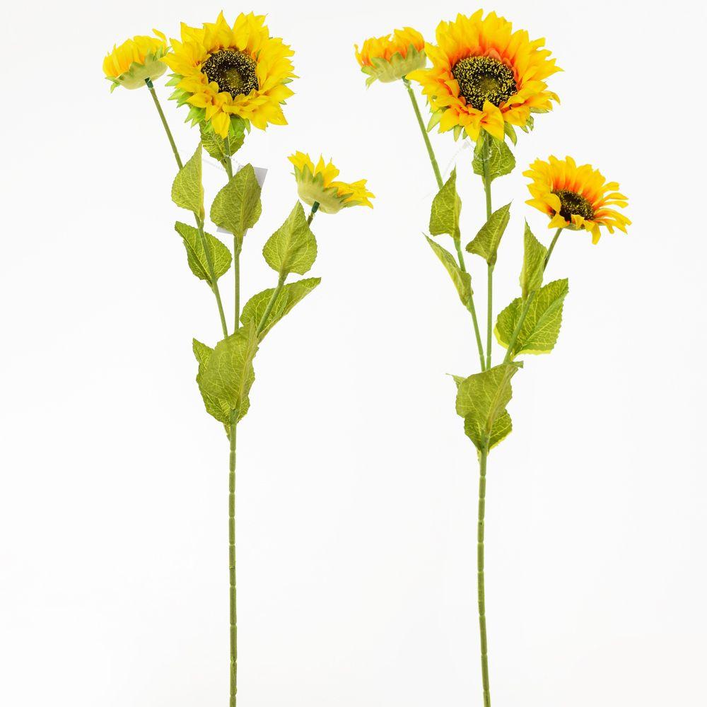 Slunečnice - umělá květina