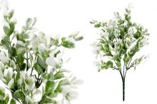 Zeleň trs x5 - zeleno-bílá