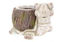 Želva - obal, MgO keramika