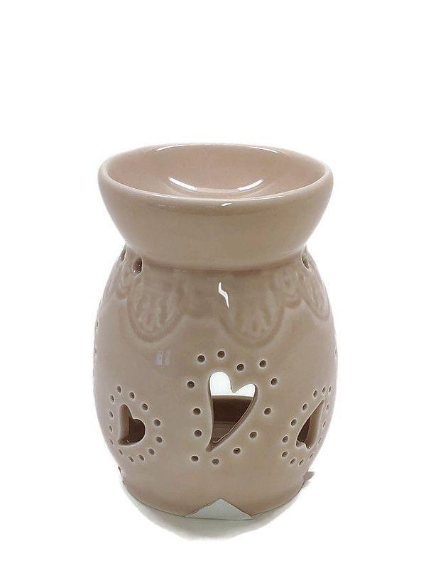 Aromalampa - porcelánová dekorace