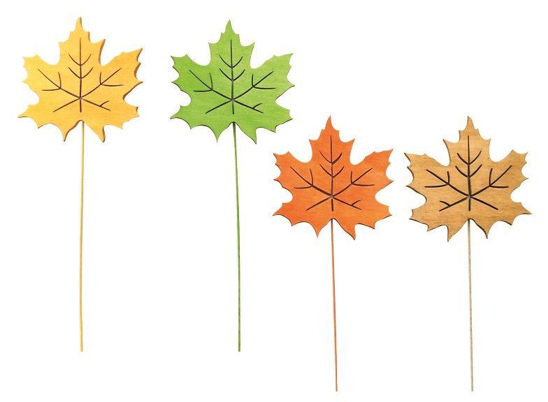 Zápich - podzimní dekorace