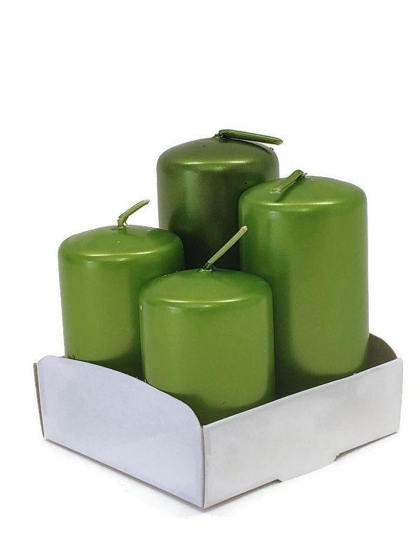 Adventní svíčky postupné