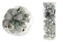 Kuličky - vánoční přízdoba