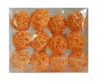 Koule 5cm - oranžová