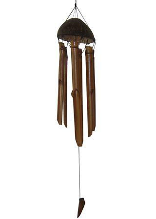 Bambusová zvonkohra