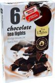 Čajová svíčka - čokoláda