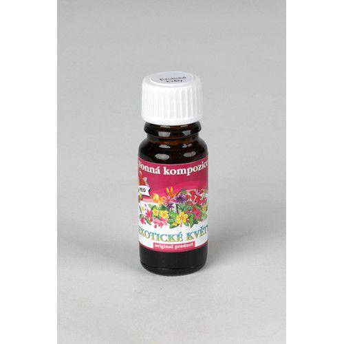 Vonný olej - Exotické květy