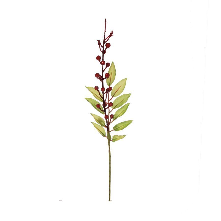 Větvička bobule - podzimní dekorace