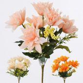 Jiřina kytice - MIX
