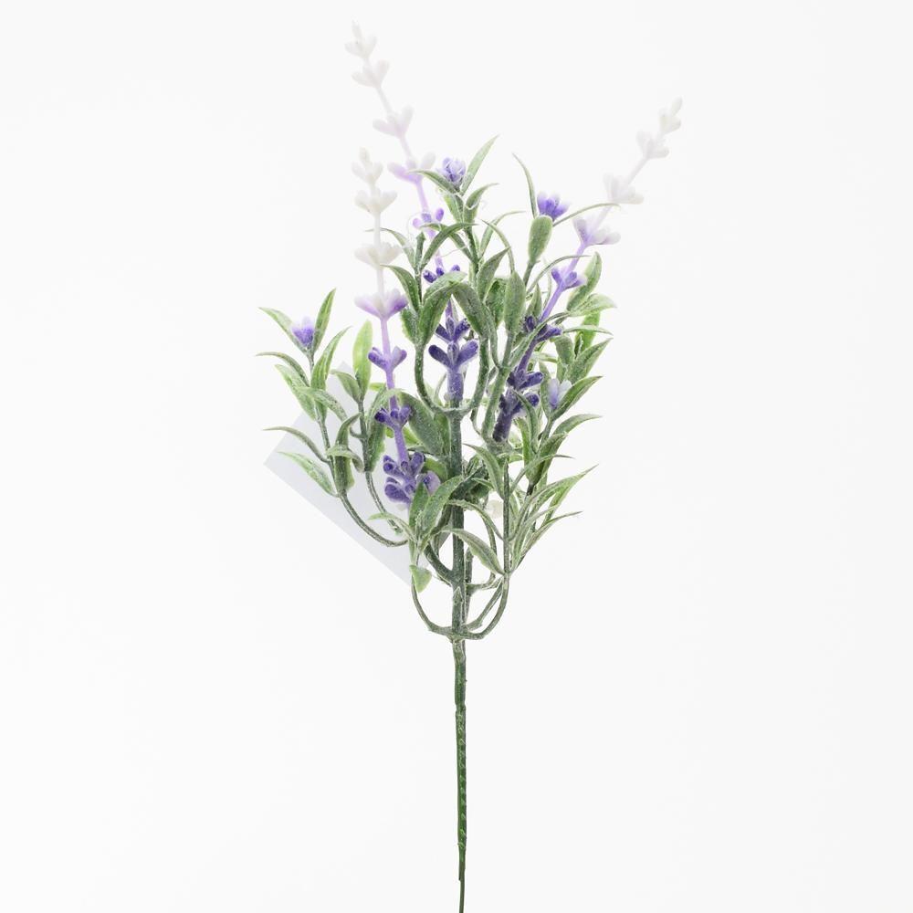 Levandule zápich - umělá květina