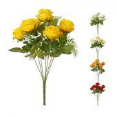Růže x7 - kytice MIX