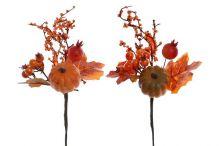 Zápich dýně - oranžová