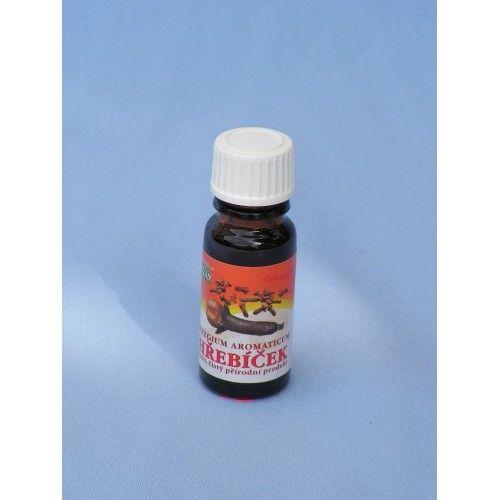 Esenciální olej - Hřebíček