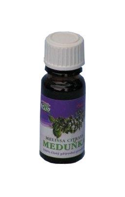 Esenciální olej - Meduňka