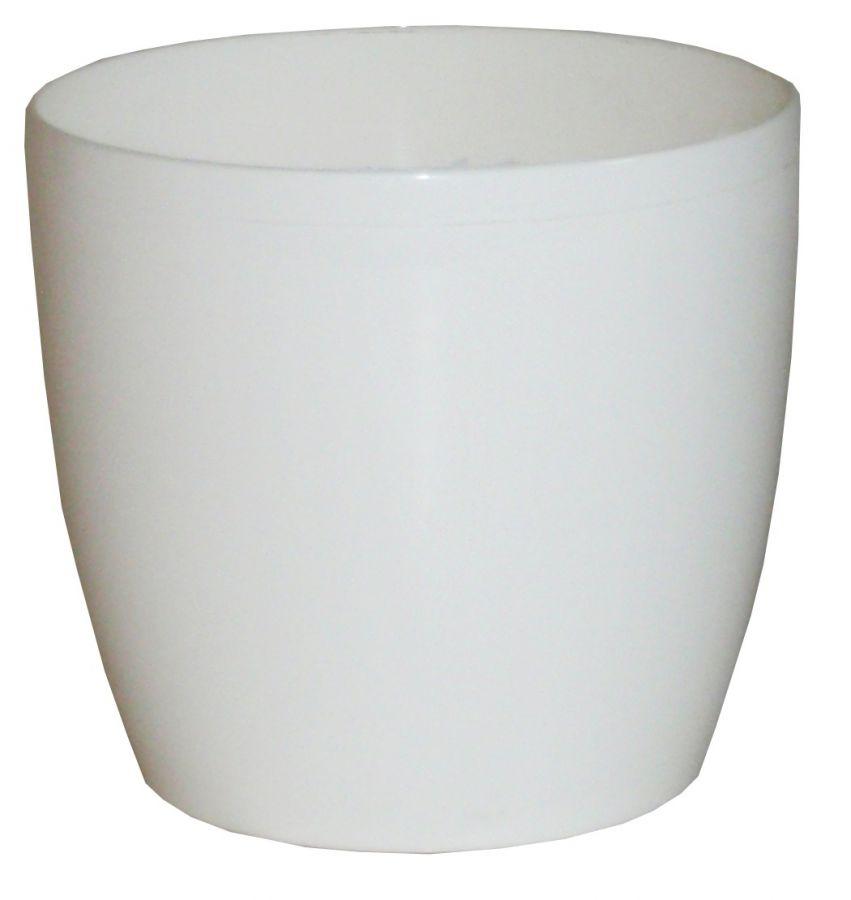 Plastový obal bílý