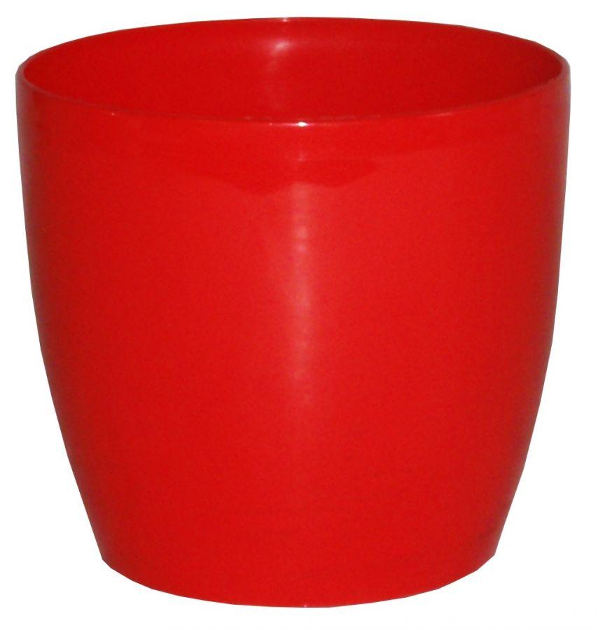 Plastový obal červený