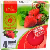 Maxi čajovka  - Jahoda