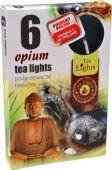 Čajová svíčka - opium