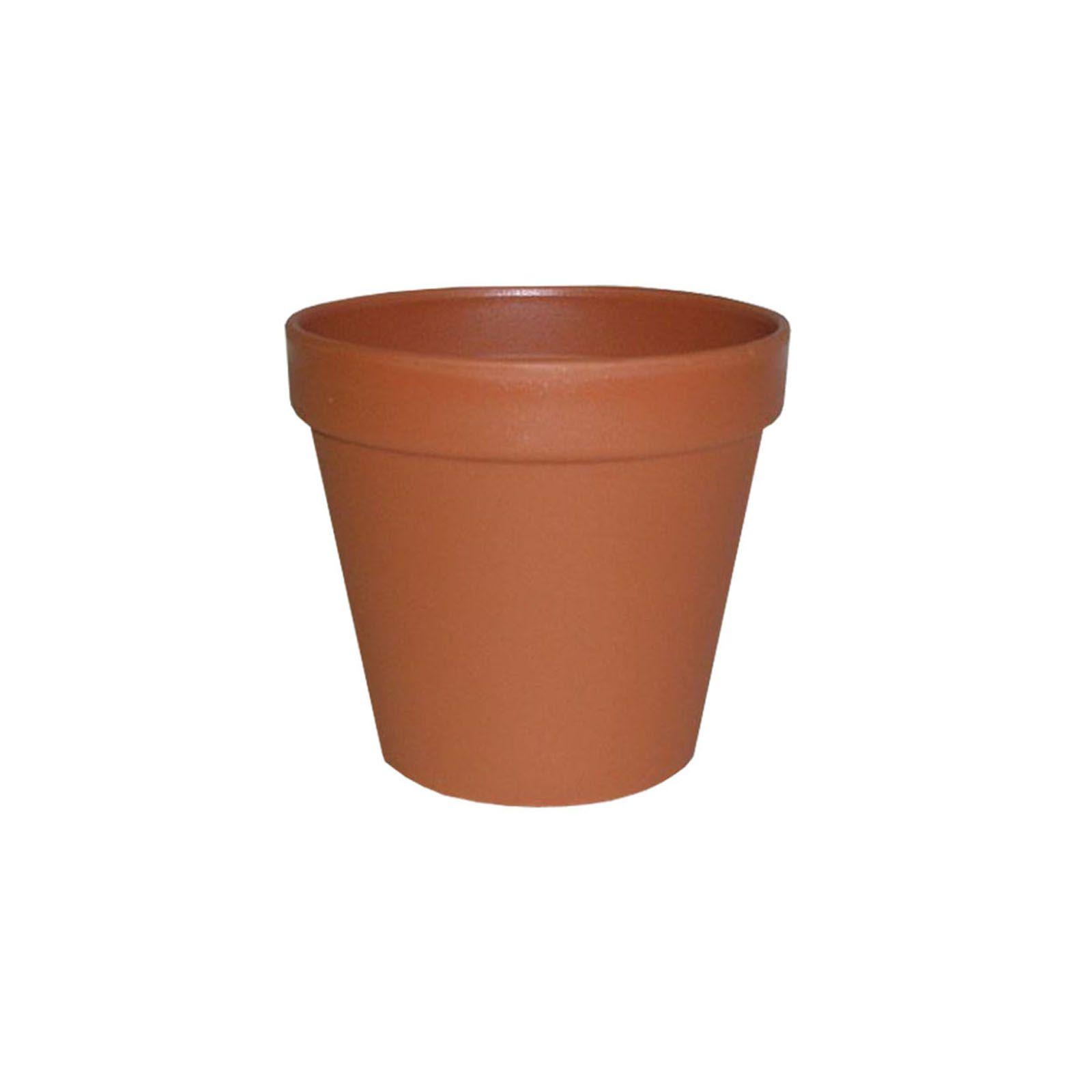 Plastový květináč, obal DGA11