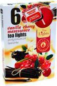 Čajová svíčka - vanilka/třešeň